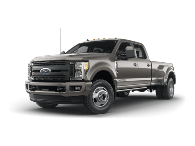 2019 Ford F-350 Lariat 4x4  Crew Cab 8 ft. box 176 in. WB DRW Truck